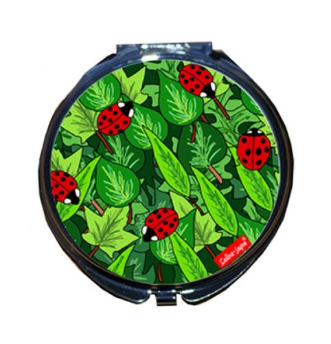 Selina-Jayne Ladybirds Limited Edition Compact Mirror